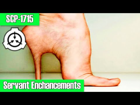 SCP-1725 Servant Enhancements | Object Class: Safe | MC&D LTD / Transfiguration scp
