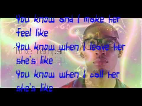 Tinie Tempah - Wifey - Lyrics