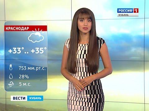 В большинстве районов Кубани — жарко и душно