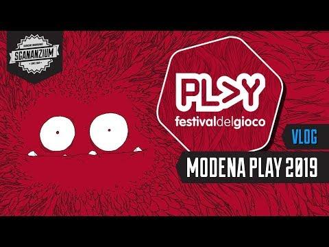 Modena Play 2019 - Vlog (4K)