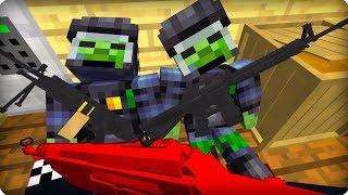 Что с ними стало? [ЧАСТЬ 29] Зомби апокалипсис в майнкрафт! - (Minecraft - Сериал)