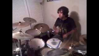 Mass Obliteration by Suffocation drum cover