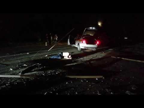 Авария в Ивантеевке с пьяным водителем такси на Кирова
