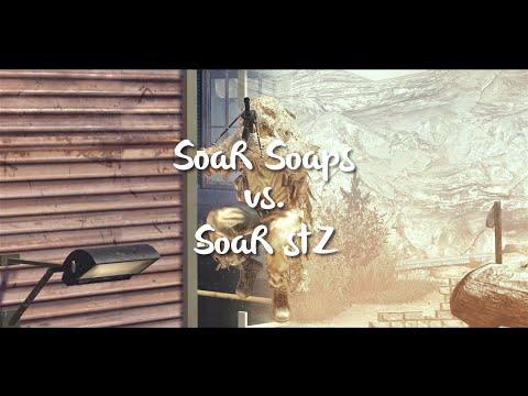 SoaR: T.R.I.C.K. - SoaR Soaps vs. SoaR stZ by SoaR Smitteh