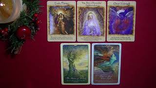 GEMINI ~ A SPECIAL Holiday Oracle Reading for You