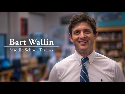 Bart Wallin - McCallie School Teacher