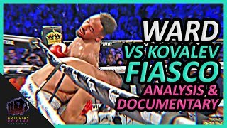Andre Ward Low Blows and Illegal Tactics Against Kovalev (Analysis | Documentary)