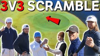 Intense 3v3 Golf Battle | Good Good