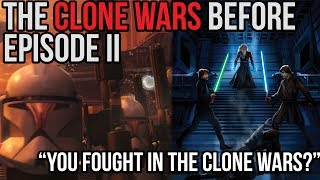 The Clone Wars We Never Got | How Star Wars Treated the Clone Wars before the Prequels
