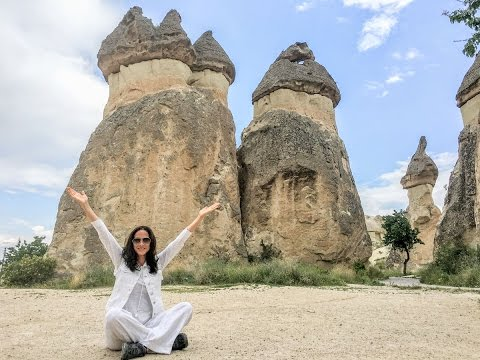 Que ver y hacer en un viaje a Capadoccia Turquia Carmen Dominicci Trotamundos