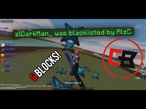 CheatBreaker Client Vs Hacked Client *BANNED*   Minecraft PvP