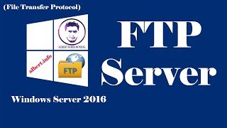 How to install and configure FTP Server on Windows Server 2016 | FTP Server Bangla Tutorial 2019