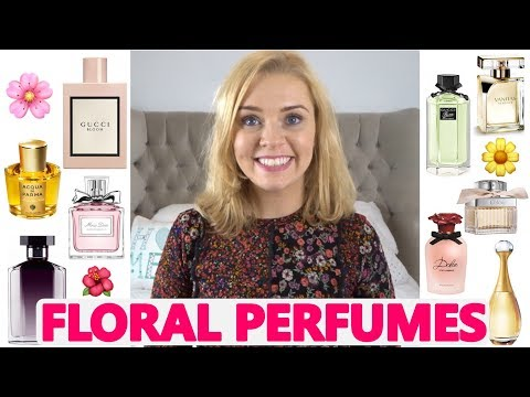 Permalink to Bouquet Floral Perfume