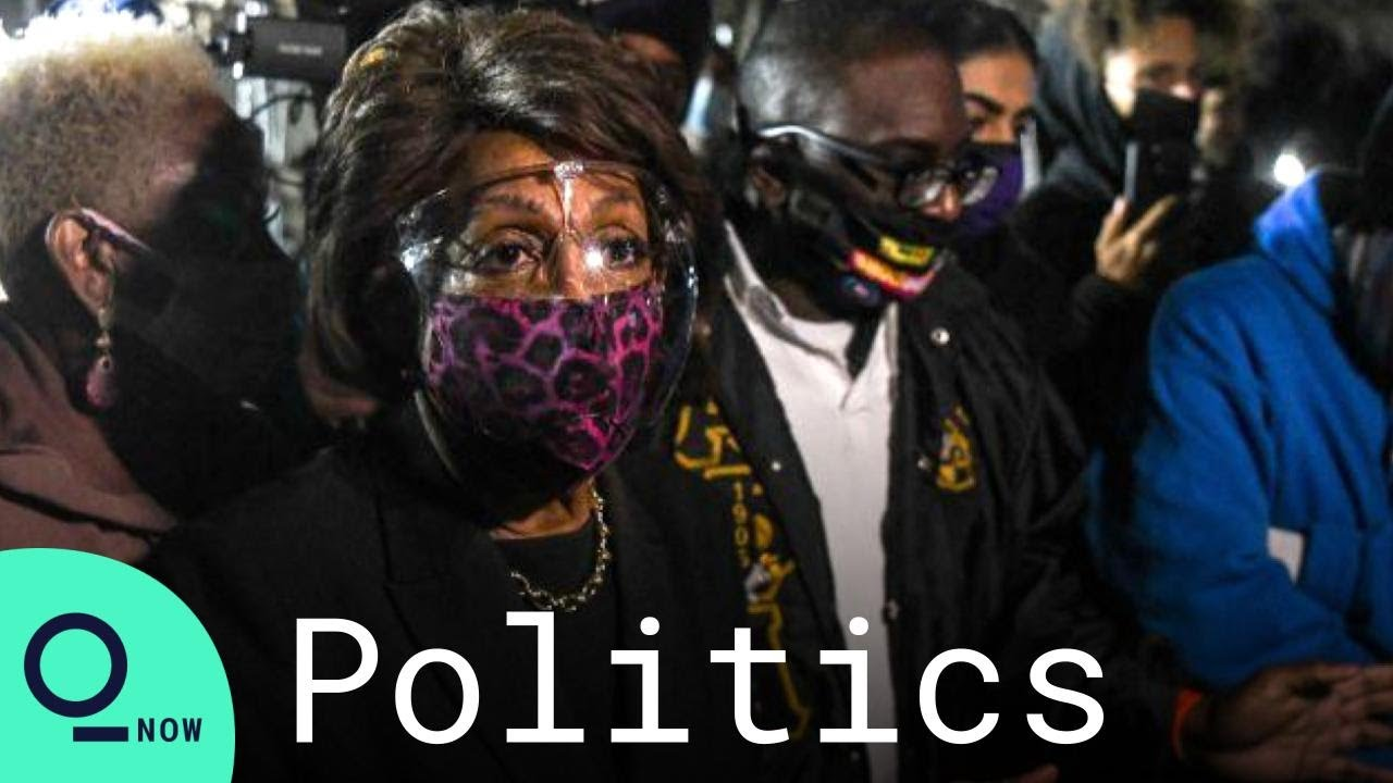 Democrats defend Maxine Waters from GOP criticism after Chauvin ...