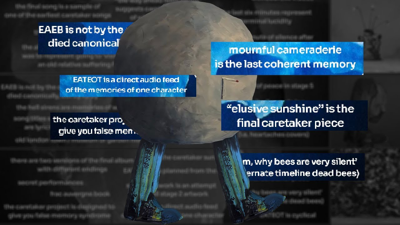 Download 'The Caretaker' Iceberg, Explained