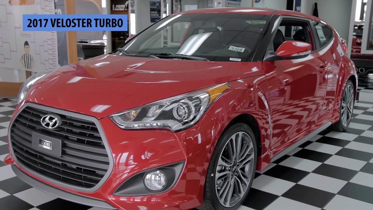 2017 Hyundai Veloster Turbo At Don Moore Hyundai Www
