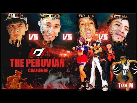 The Peruvian Challenge I KOF 2002 FT30 REMATCH: PJ    Toshi vs. Chavo