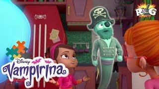 Vampirina | El Tesoro Perdido | Disney Junior - Puzzle