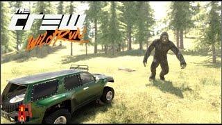 The Crew Wild Run | The Location Of Bigfoot