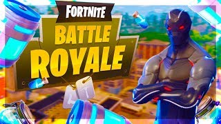 NOUVEAU GAMEPLAY ABSTRAKT SKIN - FORTNITE BATTLE ROYALE - PC GAMEPLAY