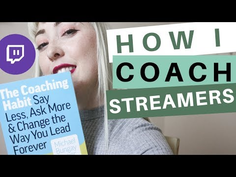 How I Coach Twitch Streamers To Grow Their Communities