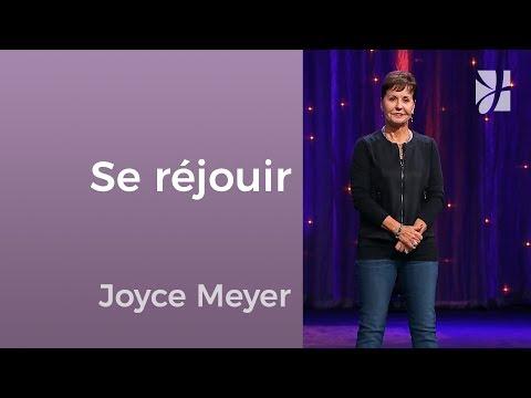 La poursuite de la joie et de la réjouissance - Joyce Meyer - 1110-2