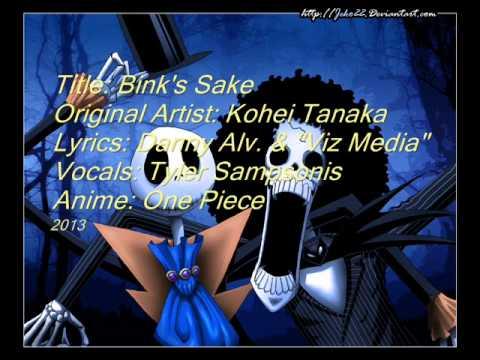 """ENGLISH """"Bink's Sake"""" One Piece {Tyler Sampsonis}"""