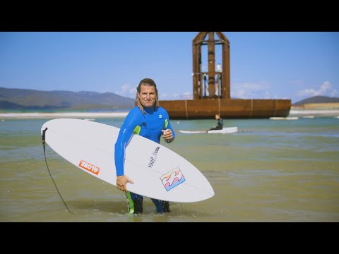Surf Lakes Claims to Produce 8-Foot Artificial Tubes   SURFER Magazine