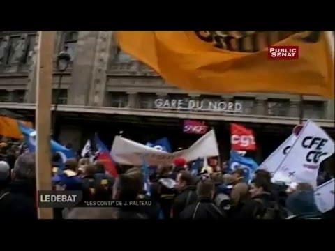Les fermetures d'usine - Le débat (17/03/2012)