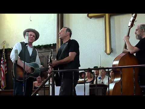 John C Reilly & Friends at Adams Avenue Unplugged #3 San Diego, 2013