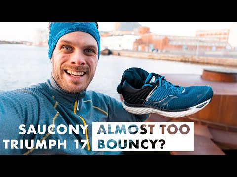 Saucony Triumph 17 Review - Almost too bouncy?