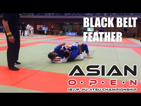 Asian Open 2014 - Black belt adult - Feather weight Final