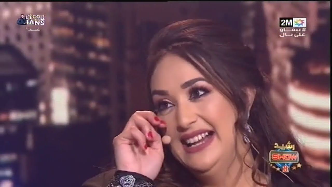رشيد شو : الفنانة هدى صدقي - الجمعة 13 نونبر 2020