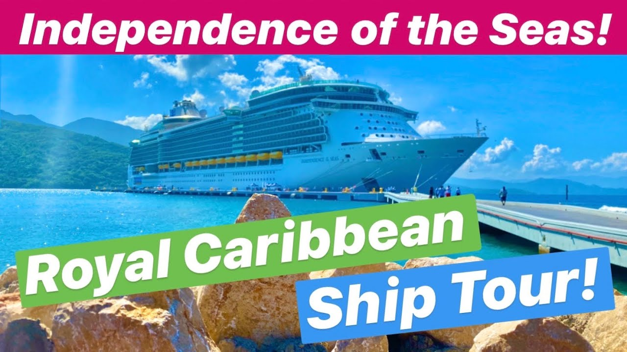 Independence Of The Seas Full Ship Tour
