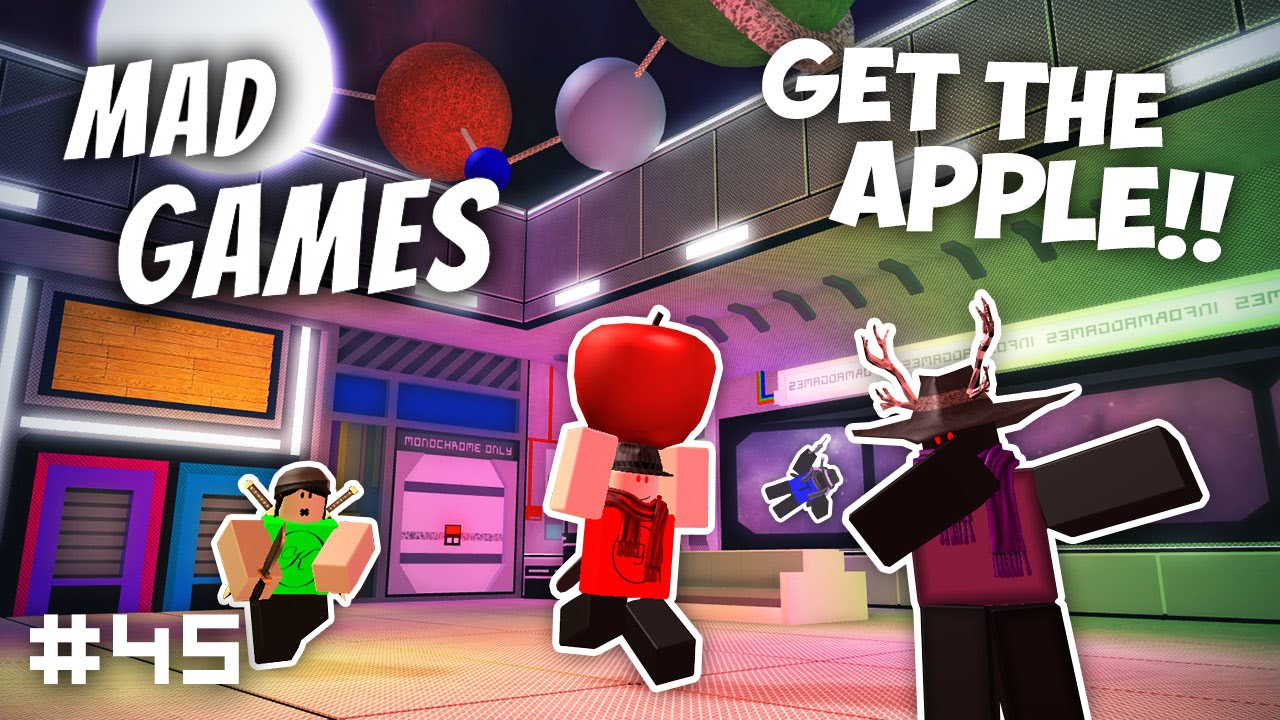 Space Murder Roblox Mad Games 45 -