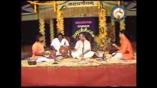 Sri B.Harikumar and Dr.S.Karthick. Live at Perla. 1/2