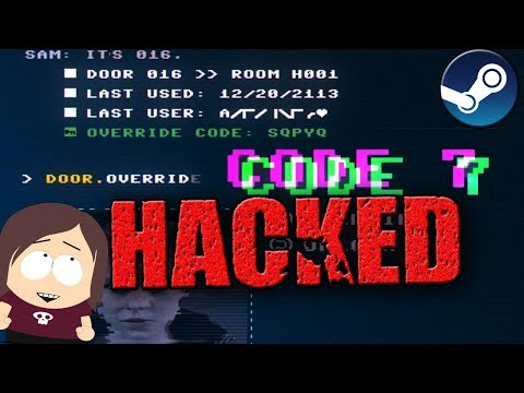 Code 7 || Story Rich Text Based Voice Acted Hacking Game