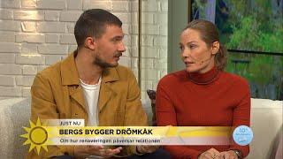 """Byggkaos för Bergs: """"Det var vi mot huset"""" - Nyhetsmorgon (TV4)"""