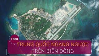 Phản đối Trung Quốc ngang ngược trên biển Đông | VTC Now