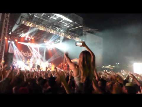 Rebelution concert Crowd Crush Incident End Of Summer Music Festival Tempe Beach Park AZ 09-26-15