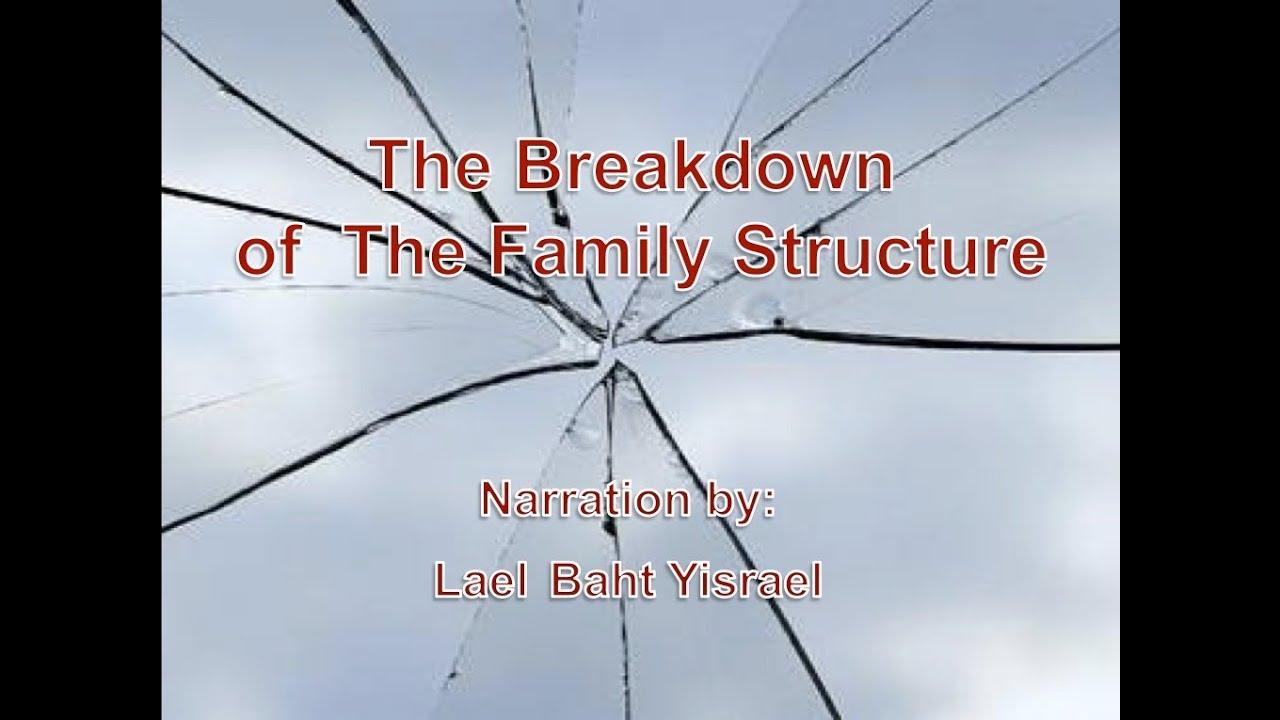 DESTRUCTION OF THE BLACK FAMILY !!