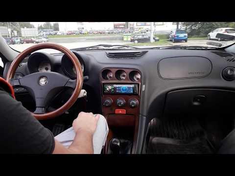 Полный обзор Alfa Romeo 156. Ферарри для бедных ! Стоит или нет ?