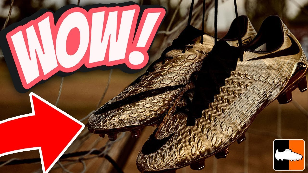 Top 10 Best Gold Boots EVER + Harry Kane's New Exclusives!