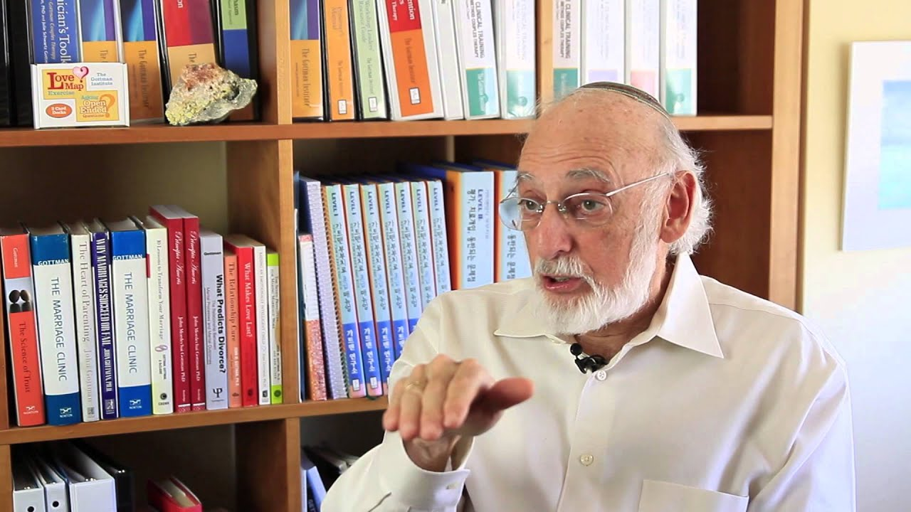 john gottman John gottman, phd, is the nation's foremost researcher of marriages and families world renowned for his work on marital stability and divorce prediction, dr gottman's 35 years of breakthrough.