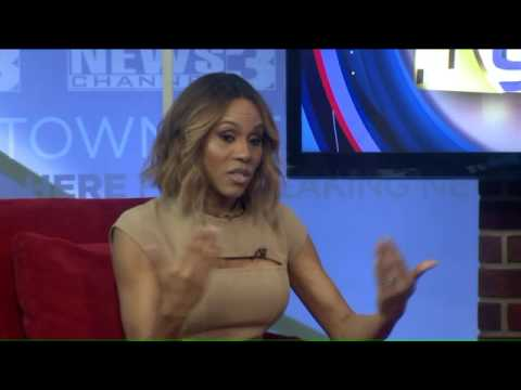 Deborah Cox is the new voice of `The Bodyguard` at the Orpheum!