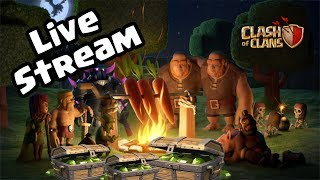 Clash of Clans Live   Builder Base 8 Kämpfe   OneHive CW   w/ iTzu