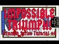 IMPOSSIBLE TRIUMPH Card Trick & TUTORIAL! Triumph Series #4+ WIN FREE Decks and Frixion pens!