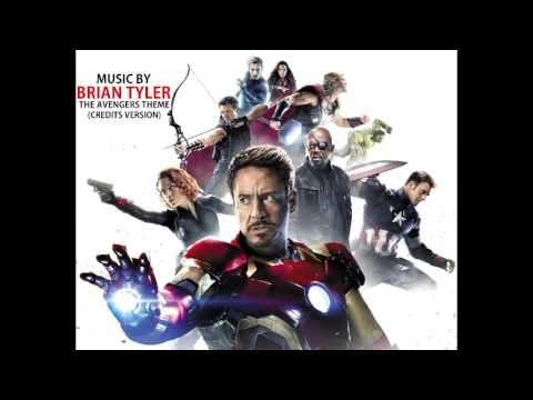 The Avengers Theme - Brian Tyler (Credits Version)