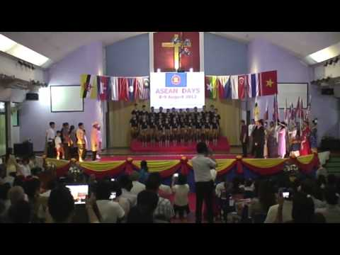 ASEAN Day 2013 ร.ร.ธีรธาดาฯ (1) พิธีเปิด 8 ส.ค. 56