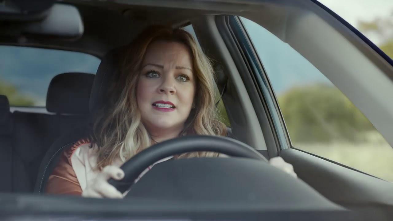 2017 Kia Niro Hero S Journey Starring Melissa Mccarthy Super Bowl 51 Commercial Youtube